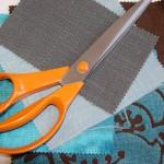 Curtain fabric samples Diana Murray Interiors Epsom